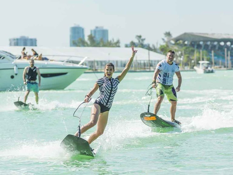 JetSurf - the best motorized watersport in the world