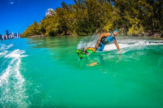 JetSurf Academy USA in Miami - our team - Head trainer - James